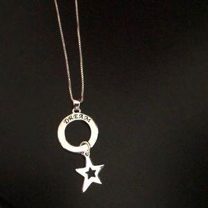 Silver Dream necklace 🌟